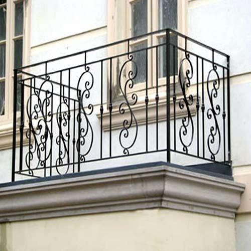Cost of Grill Work Fabrication - Balcony and safety doors